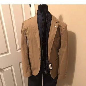 Gant boy's blazer.